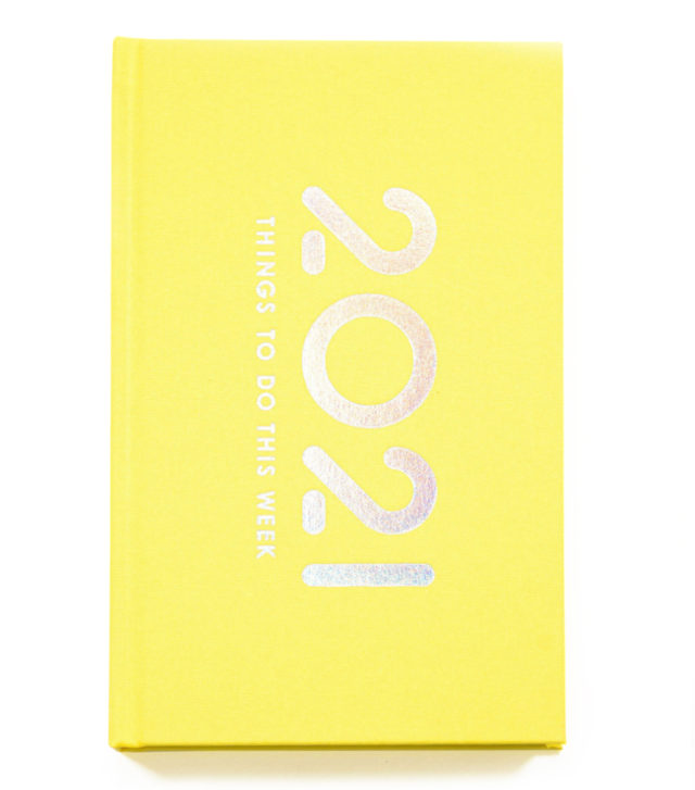booco2021 diary パステルイエローイメージ