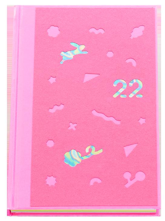 booco2022 diary ライチイメージ