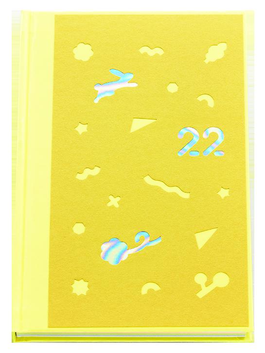 booco2022 diary レモンイメージ